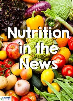 Here are this weeks top in the news headlines. How Much Sugar, Healthy Food, Healthy Recipes, Health And Nutrition, Vegetables, News, Top, Health Foods, Health Recipes