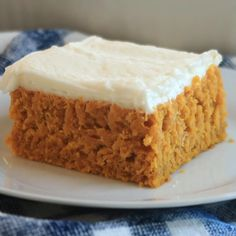 Pumpkin Recipes, Fall Recipes, Dinner Recipes, Dessert Recipes, Cute Desserts, Fall Desserts, Easy Pumpkin Bars, Cupcake Cakes, Cupcakes