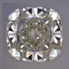 2.51 Carat K Color Cushion Diamond, VS2, GIA Certified from Enchanted Diamonds