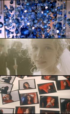 Three Colors Trilogy (Blue, White, Red), 1993-1994. Dir. Krzysztof Kieślowski.