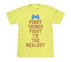 Real Boy T-Shirt