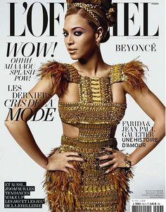 Miss Naomi Campbell and her sultry stare cover the June issue of Vogue Japan in a fringed Gucci frock we last saw on Beyonce in March, Vogue Japan, Leighton Meester, Naomi Campbell, Paris Couture, Beyonce Knowles Carter, Jean Paul Gaultier, Thing 1, Paris Mode, Queen B
