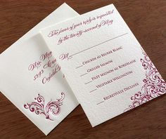 We especially loved Vivacious, a deep shade of fuchsia that is sure to get your guests ready for a day of romance.