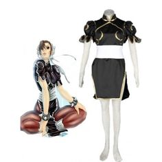 Street Fighter chun li costume,cheap Cosplay costumes in www.eshopcos.com