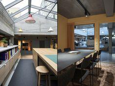Amore office by Koncept Stockholm, Stockholm – Sweden » Retail Design Blog