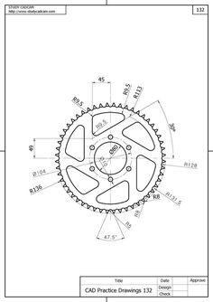 99477326 Mechanical Engineering Drawing Book Pdf Luxury Chris Kordecki Chriskordecki in 2020 Isometric Drawing Exercises, Autocad Isometric Drawing, Drawing Book Pdf, Cad Drawing, Mechanical Engineering Design, Mechanical Design, Interesting Drawings, Detailed Drawings, Solidworks Tutorial
