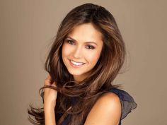 What do people think of Nina Dobrev? See opinions and rankings about Nina Dobrev across various lists and topics. Nina Dobrev, Corte Y Color, Cool Hair Color, Hair Colors, Brunette Hair, Rich Brunette, Pretty Brunette, Brunette Color, Hair Today