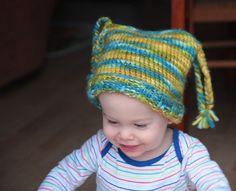 Pletená rohatá čepička Beanie, Hats, Blog, Hat, Blogging, Beanies, Hipster Hat, Beret