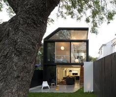 + Arquitetura :   Projeto de Christopher Polly Architect, esta localizada em Sydney (Australia).