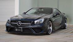 The latest Mercedes-Benz SL Squalo