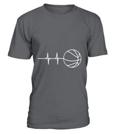 Basketball Pulse Funny Basketball T-shirt, Best Basketball T-shirt