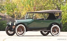 1917 Oldsmobile Model 45 Light Eight Touring