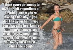 Julianne Hough quote