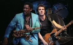 Bruce Springsteen  Clarence Clemons