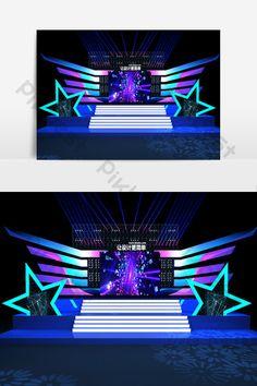Stage Backdrop Design, Stage Lighting Design, Stage Set Design, Church Stage Design, Event Poster Design, Sign Design, Concert Stage Design, Oil Painting Background, Photo Corners