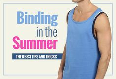 Tips for Binding in the Sumer