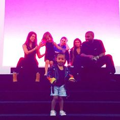 Hot: The Kardashian-Jenners Take North and Penelope on a Family Trip to theMuseum
