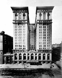 The Soo Line building in Minneapolis.  They just don't build them like that any more.