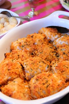Less-Than-Perfect Life of Bliss: Cheez-It Chicken Recipe
