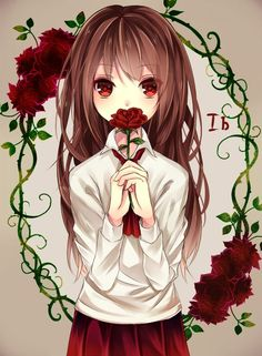 Technically not an anime, but it is Japanese and there is plenty of fan art. Rpg Horror Games, Awesome Anime, Anime People, Art, Anime, Anime Characters, Anime Drawings, Anime Style, Manga