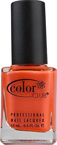 Color Club Tangerine Scream 864 Nail Polish -- Check out this great product.
