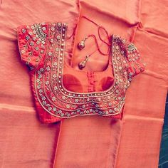 Stylish Blouse Designs That You Can Wear With Any Saree Stylish Blouse Design, Casual Saree, Dress Sketches, Fancy Sarees, Saree Styles, Work Blouse, Blouse Online, Saree Blouse, Indian Fashion