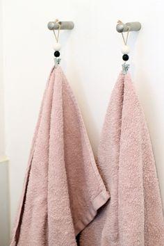 Easy DIY towel snips // Helpot DIY pyyheliinanipsut  http://piipadoo.blogspot.fi/2014/12/pienet-joululahjat-osa-5.html