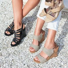 2f2ab75d4e A2 by Aerosoles & Lifestride classic wedges Stage Stores, Wedge Sandals,  Espadrilles, Heel
