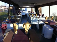 Bus Restaurant, Mobile Restaurant, Conference Room, Coffee, Furniture, Home Decor, Room, Kaffee, Decoration Home