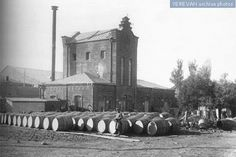 Vintage Armenia: Yerevan Cognac Factory, 1930