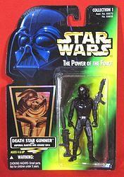"""""""Death Star Gunner"""" STAR WARS ACTION FIGURE"""
