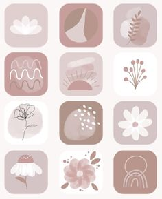 Iphone Wallpaper App, Red Wallpaper, Cute Wallpaper Backgrounds, Cute Wallpapers, Icon Set, Icones Do Iphone, Icon Package, Themes App, Microsoft