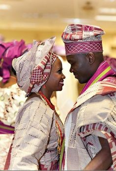 traditional Yoruba Wedding