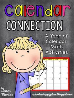 Calendar Math for the Year