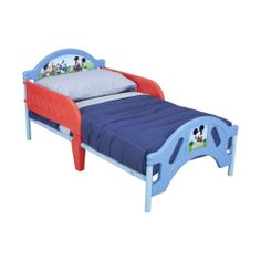 Toddler Bed DISNEY'S MICKEY MOUSE Sleep Rails Toddler Bed DISNEY'S MICKEY MOUSE