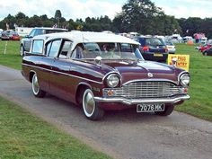 1960 Vauxhall Velox PA Abbott Estate  Maintenance/restoration of old/vintage vehicles: the material for new cogs/casters/gears/pads could be cast polyamide which I (Cast polyamide) can produce. My contact: tatjana.alic@windowslive.com