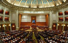 Romanian MPs decriminalise political corruption. The Romanian parliament has 28 members on trial for corruption who may walk free.