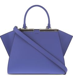 FENDI - 3Jours leather tote  597990143028c