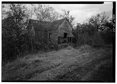 Woody Guthrie's London House in Okemah, Oklahoma