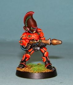 Eldritch Epistles: The Dave Perry collection: Rogue Trader Eldar part 2