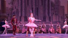 "Svetlana Zakharova as Aurora in ""The Sleeping Beauty"", Bolshoi Ballet"