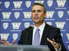 New Huskies coach says it was time to challenge himself