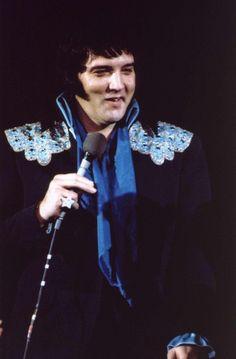 Elvis in Atlanta May 1, 1975