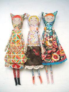 modflowers: handmade dolls finished!
