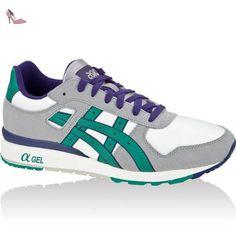 Asics  GT-II, Baskets pour homme multicolore Multicolore - blu Taille unique - blanc - Bianco (bianco), 42 EU EU - Chaussures asics (*Partner-Link)