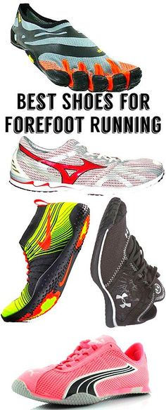 Looking for the perfect forefoot running shoe that'll help you maintain your forefoot strike? Here's an in-depth guide to running shoes for forefoot runners
