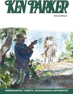 Ken Parker - Ihmisen matka, Pidätys ja Mustakarhun loppunäytös