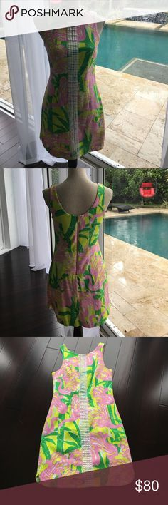 Selling this LILY PULITZER dress 4. on Poshmark! My username is: rodrigofam. #shopmycloset #poshmark #fashion #shopping #style #forsale #Lilly Pulitzer for Target #Dresses & Skirts