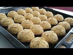AĞIZDA DAĞILAN SUSAMLI TATLI KURABİYE// kurabiye tarifleri//sekerparem - YouTube Make It Yourself, Cooking, Breakfast, Desserts, Yogurt, Youtube, Food, Cookies, Recipe