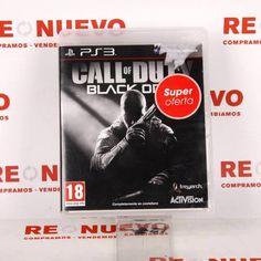 #Videojuego #CALL OF DUTY #BLACK OPS 2 para #PS3 E270887 de segunda mano | Tienda online de segunda mano en Barcelona Re-Nuevo #SEGUNDAMANO